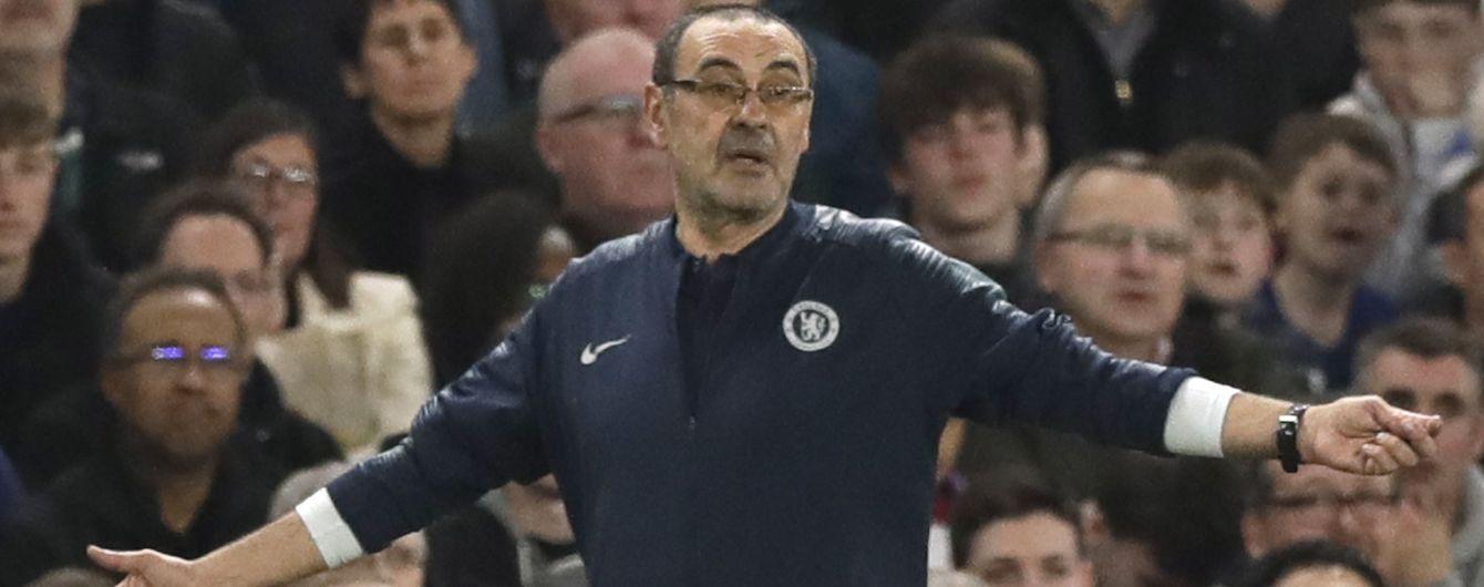 """Тренер """"Челси"""" может быть уволен даже в случае победы в Лиге Европы - СМИ"""