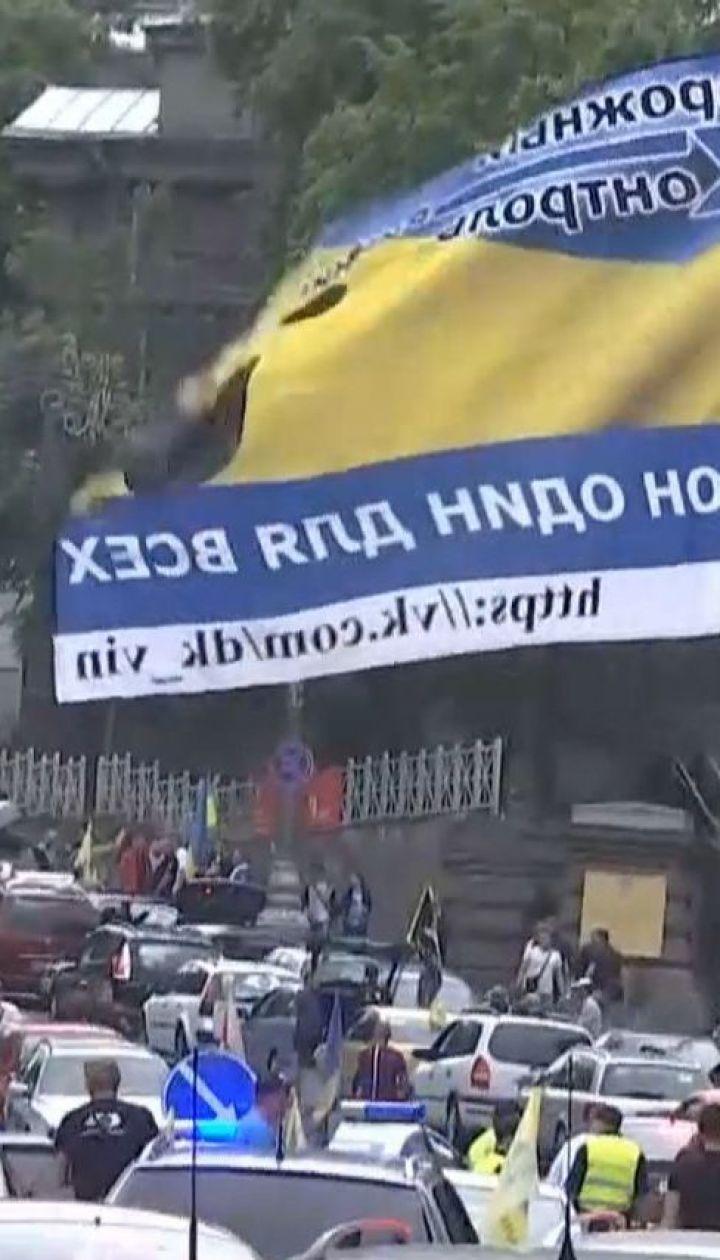 Владельцы авто на иностранных номерах обещают протестовать до последнего