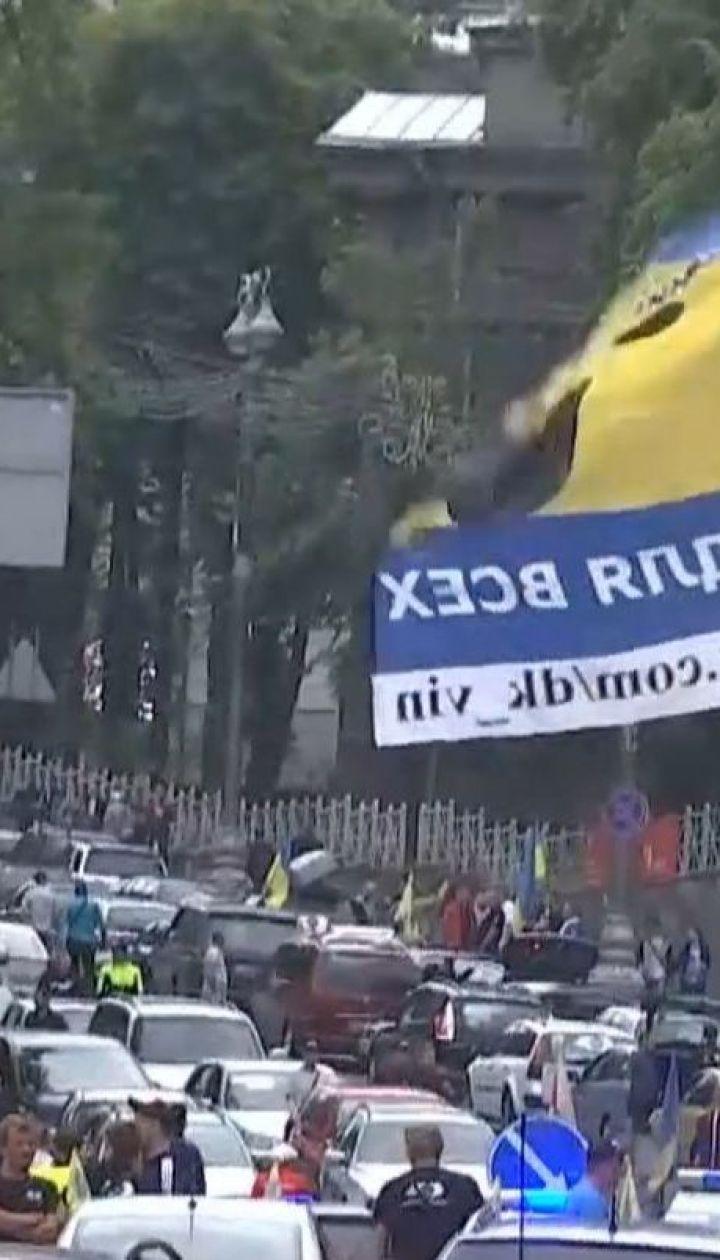 Власники авто на іноземних номерах обіцяють протестувати до останнього