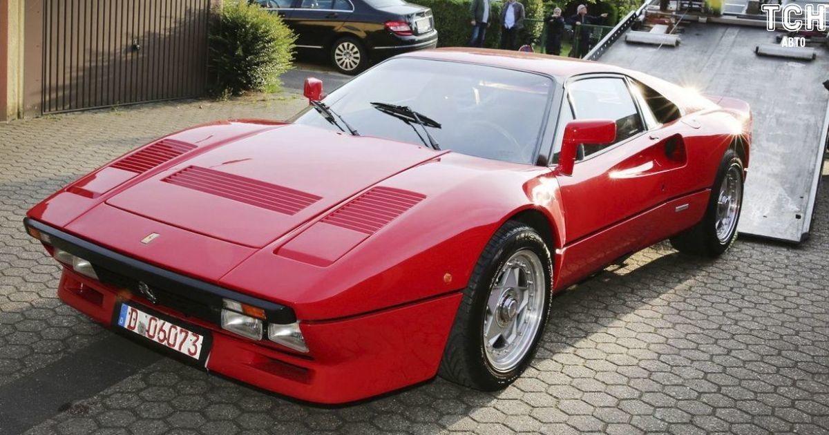 Автозлодій викрав Ferrari за $2,2 млн просто під час тест-драйву