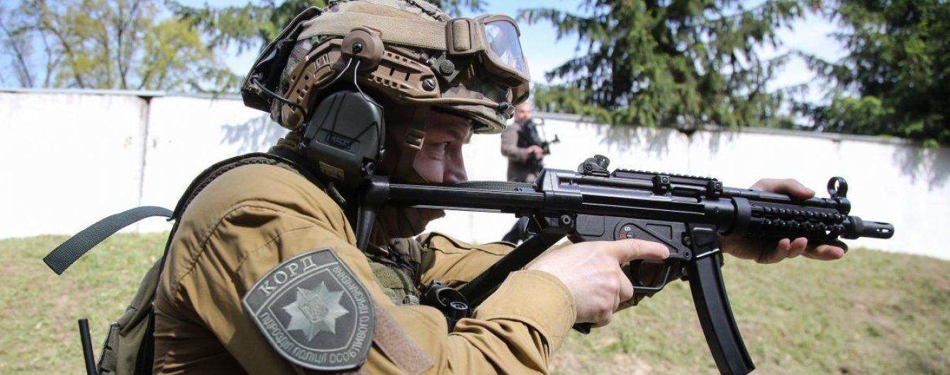 Замість радянського Калашникова - німецький пістолет-кулемет. Поліція отримала нову зброю