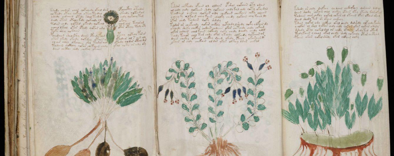 """""""Святий Грааль криптографії"""": науковець з Бристоля розшифрував найзагадковіший текст у світі - манускрипт Войнича"""