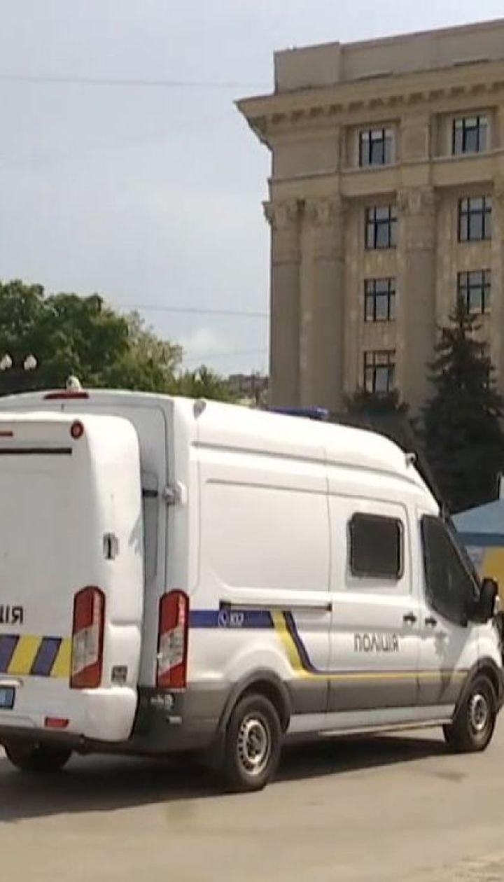 Противостояние вокруг волонтерской палатки в Харькове перешло в юридическую плоскость