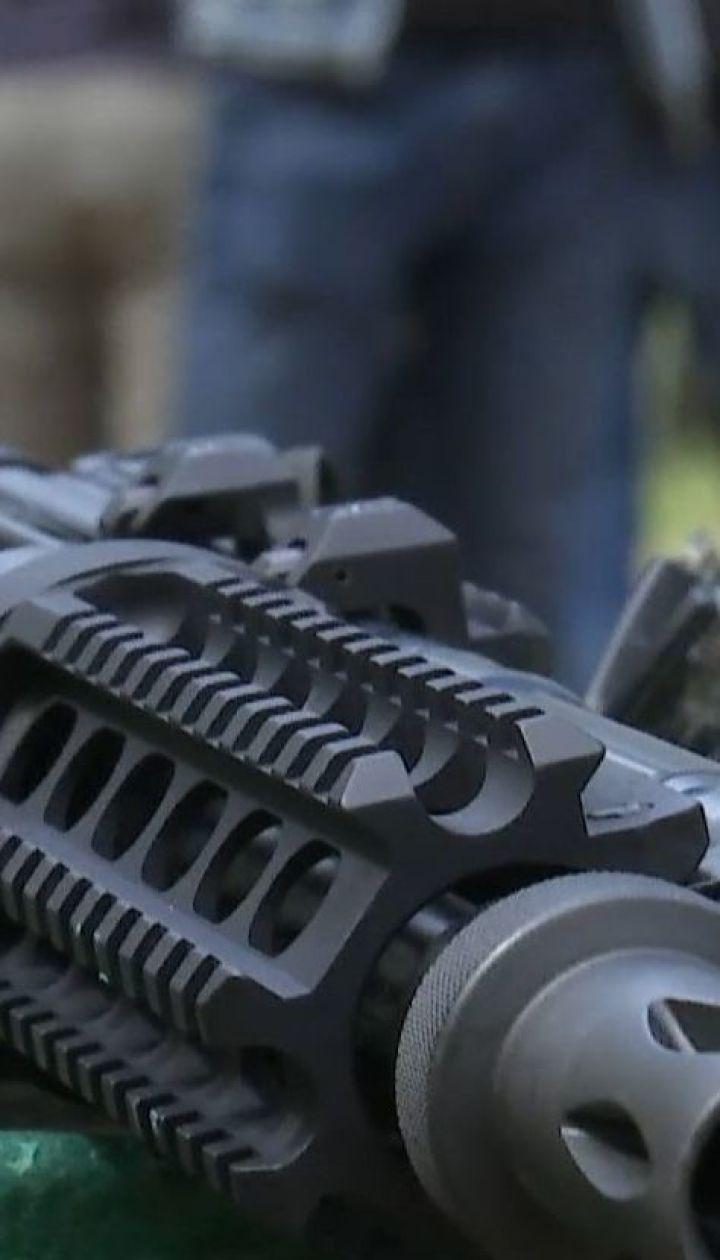 Декілька тисяч українських копів незабаром отримають нові пістолети-кулемети