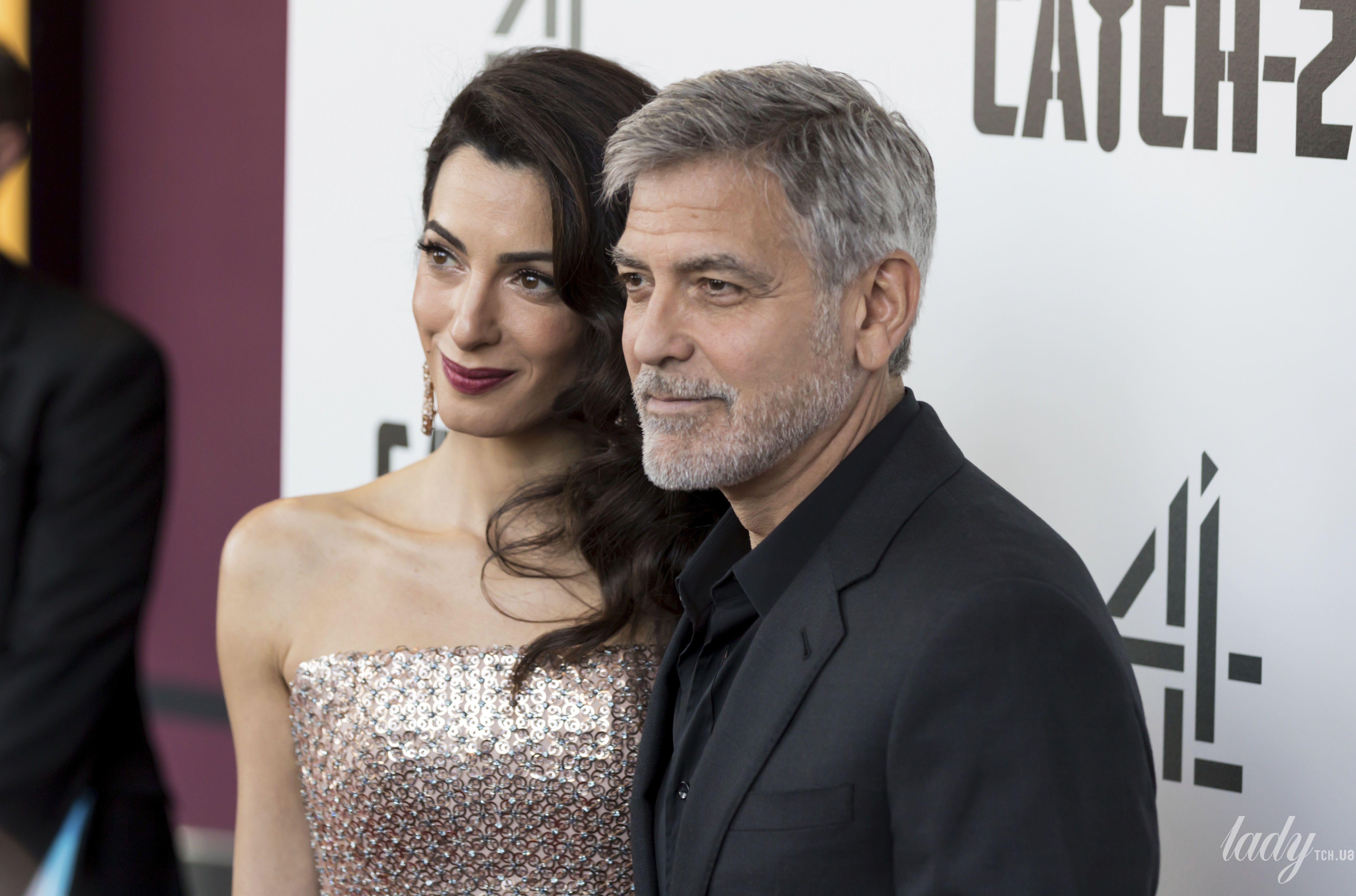 Амаль и Джордж Клуни_2