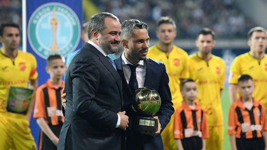 Марлоса визнали найкращим футболістом України 2018 року