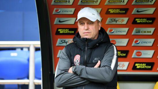 """Тренер """"Зорі"""" став найкращим в Україні у 2018 році"""