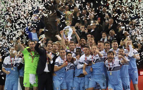 """""""Лаціо"""" завоював Кубок Італії, перервавши чотирирічну гегемонію """"Ювентуса"""""""