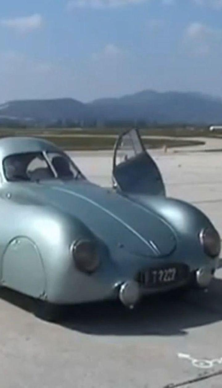 Аукціонний дім Sotheby's виставив на продаж раритетну модель Porsche