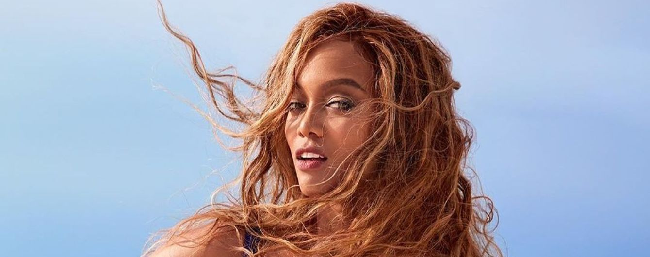 45-летняя Тайра Бэнкс вернулась в модельный бизнес после 14 лет перерыва