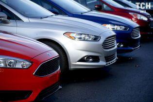 Партію машин Ford відкликають через дефект коробки передач
