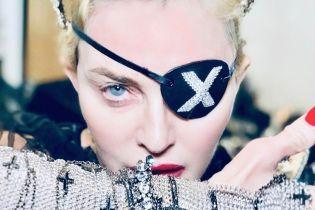 """""""Евровидение-2019"""": Мадонна показала, как готовится зажечь сцену"""