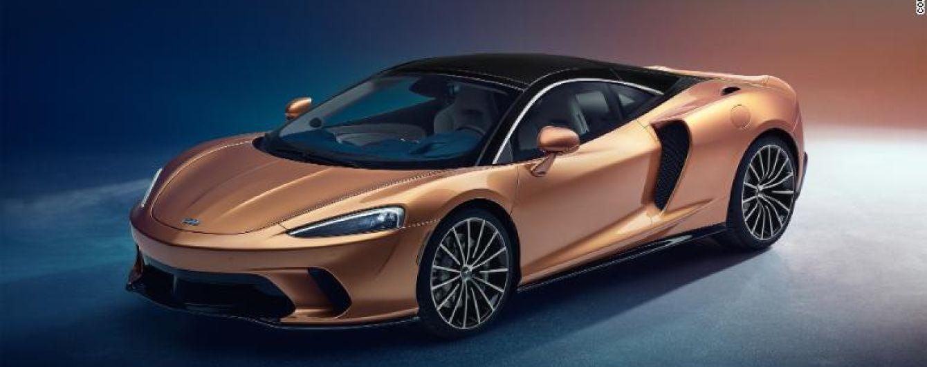 McLaren представил новый гиперкар