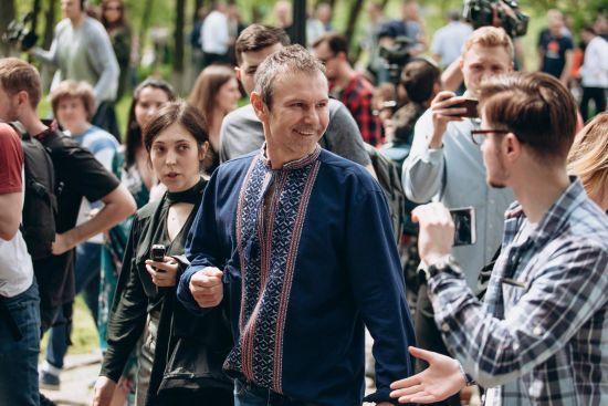 """Вакарчук відреагував на розмови про можливе об'єднання партії """"Голос"""" з іншими політсилами"""