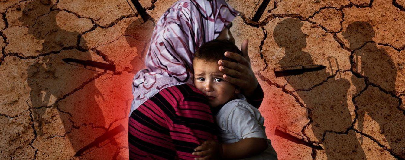 Как климатические изменения могут усугубить конфликт на Ближнем Востоке