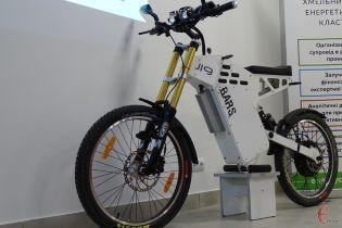 У Хмельницькому планують випускати вітчизняні електробайки за $2,5 тисячі