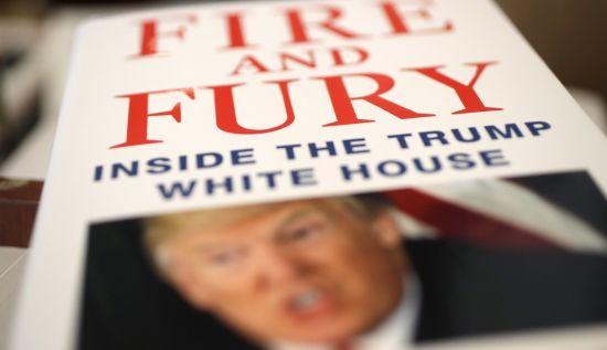 """Бестселер про Трампа """"Вогонь і лють"""" Майкла Вулфа матиме продовження"""
