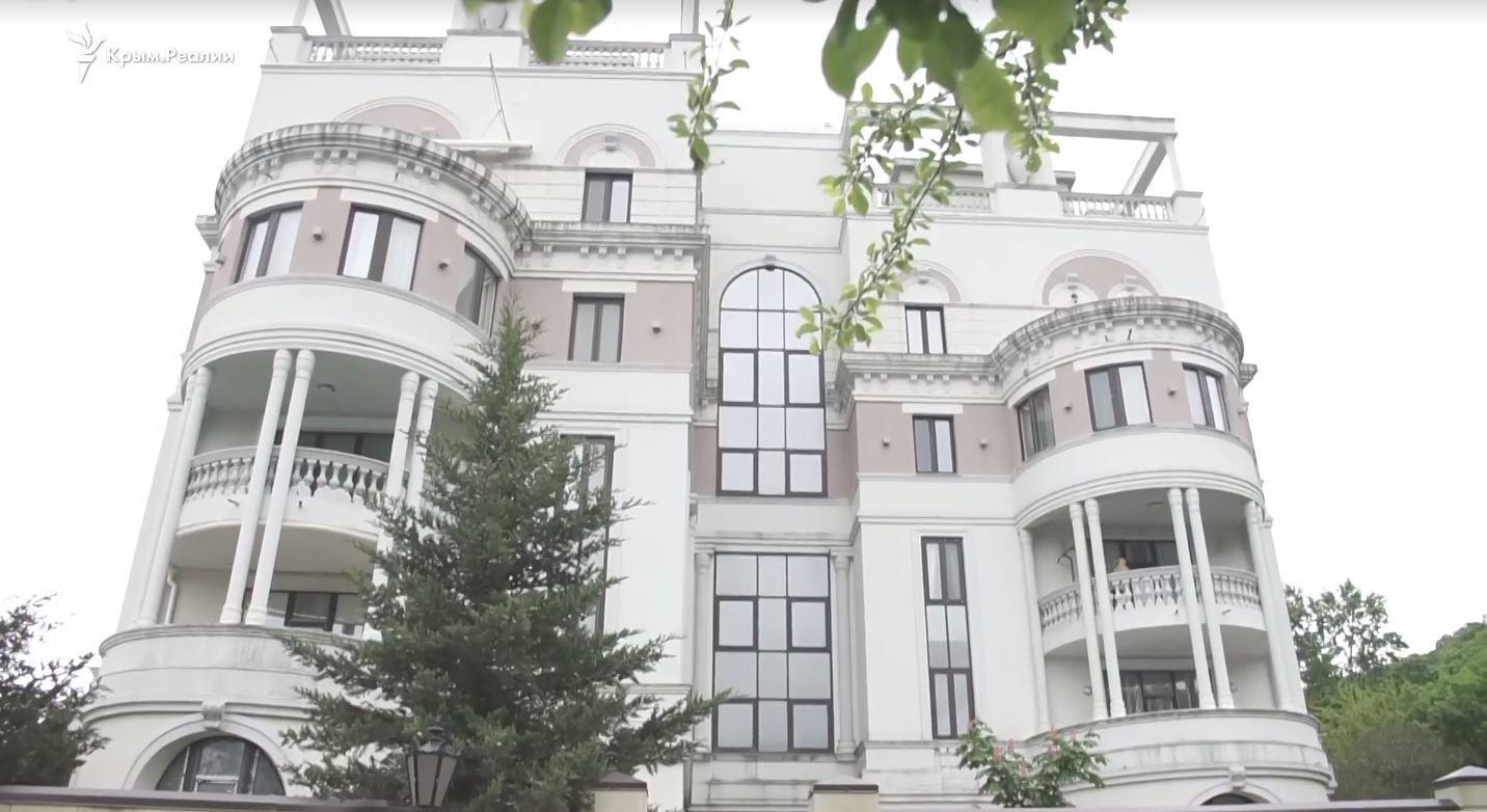 квартира зеленського у криму