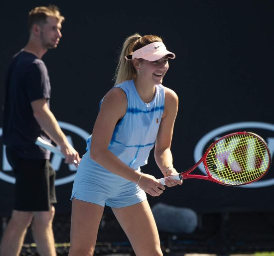 Юна українська тенісистка пробилася до чвертьфіналу турніру в Іспанії