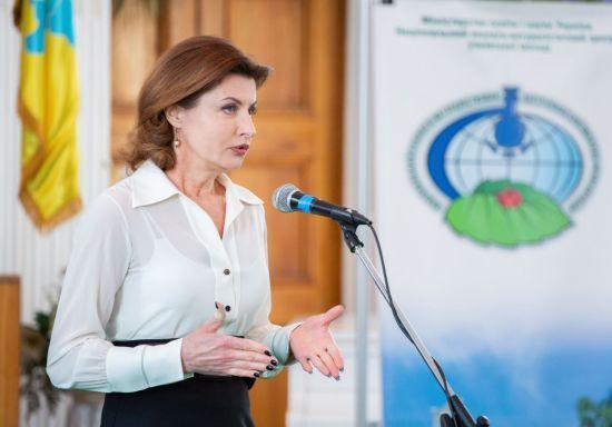 Марина Порошенко дала пораду майбутній першій леді Зеленській