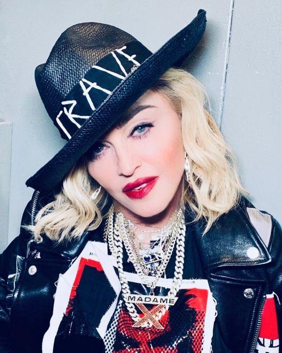 """""""Євробачення-2019"""": Мадонна підписала контракт і виступить у фіналі конкурсу"""
