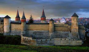 В Каменце-Подольском к празднованию Дня города запустят аэростат сделан по древним чертежам
