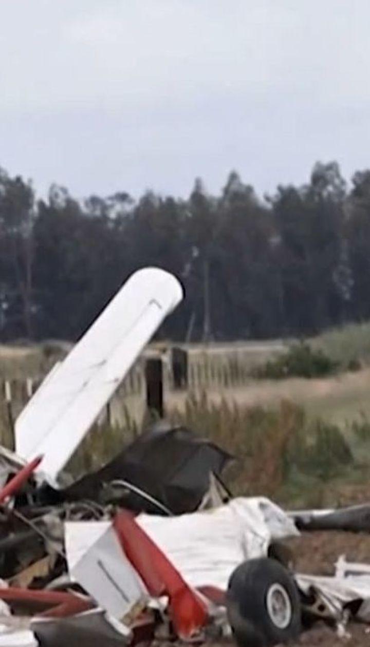 Два невеликих літаки зіткнулися в небі над Північною Каліфорнією