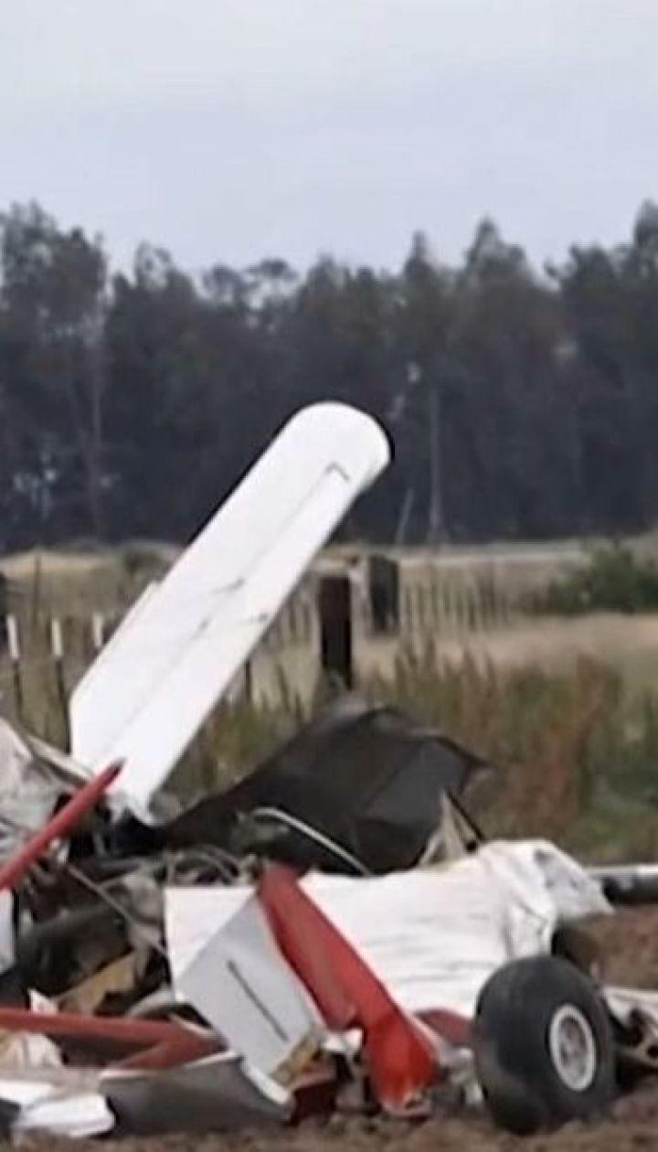 Два небольших самолета столкнулись в небе над Северной Калифорнией