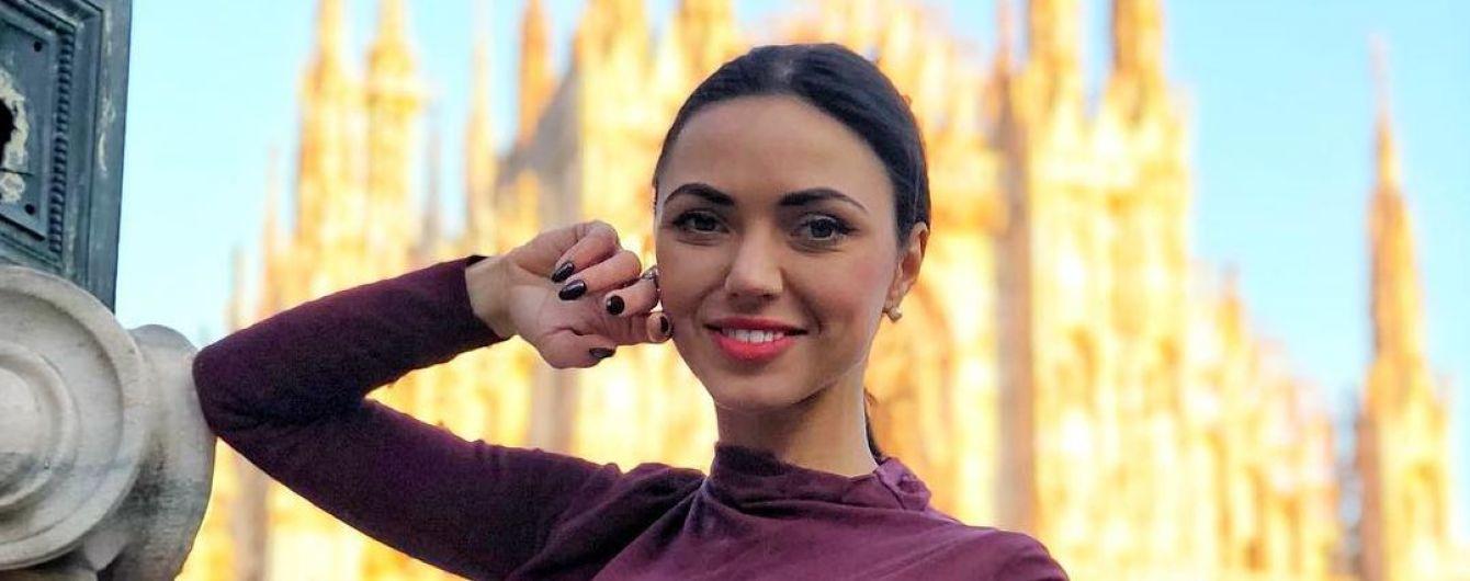 """Виктория из """"НеАнгелов"""" озадачила фанатов снимком с округлившимся животом"""