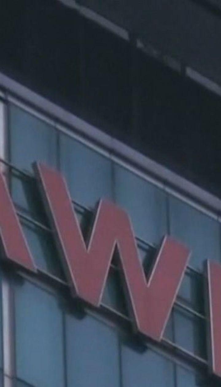 """Министерство торговли США внесло в """"черный список"""" китайского производителя телекоммуникаций Huawei"""
