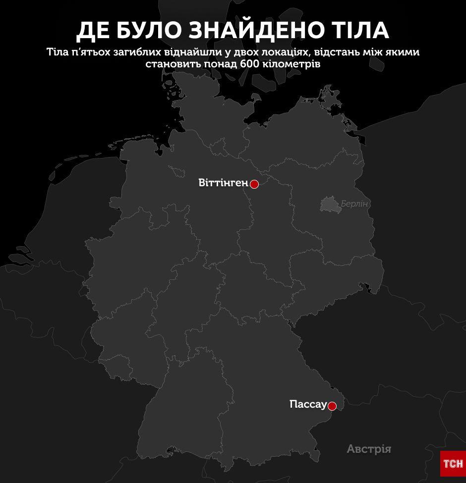 вбивства у Німеччині інфографіка