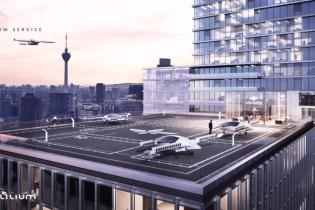 У Німеччині готуються запустити сервіс бюджетного аеротаксі
