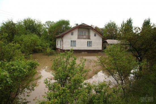 Повалені дерева, підтоплені будинки і знеструмлені населені пункти: в Україну прийшов циклон