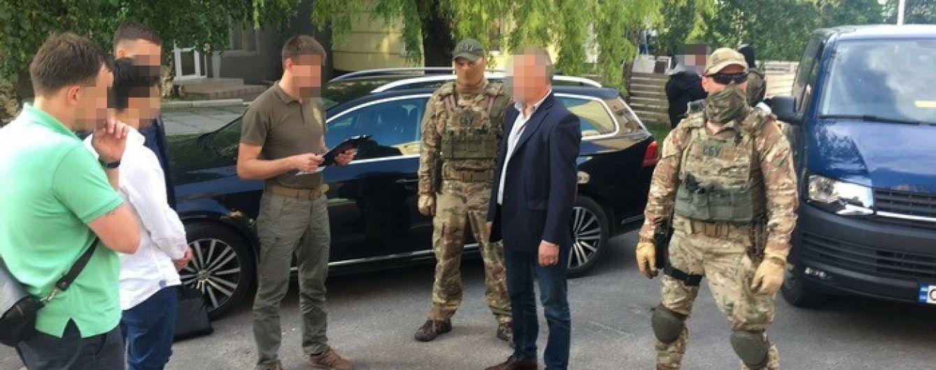 Депутат Черкаської обласної ради погорів на хабарі