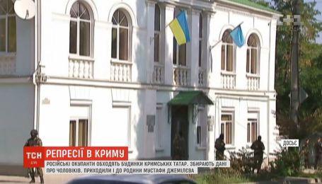 Российские оккупанты устроили допрос семьи Мустафы Джемилева в Крыму