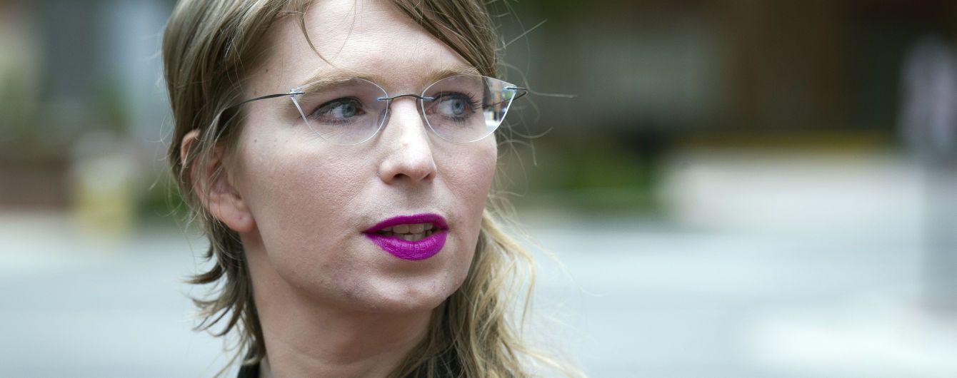 Информатора WikiLeaks Мэннинг вернули за решетку через неделю после освобождения