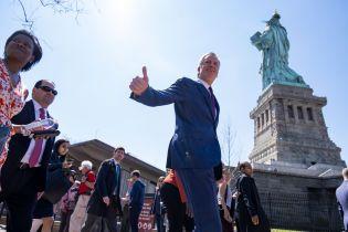 Мер Нью-Йорка оголосив, що йде у президенти США