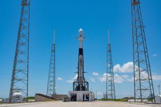 SpaceX перенесла на неделю запуск ракеты с 60 спутниками для Интернета