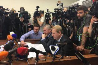 В київському суді розпочали обирати запобіжний захід екс-командувачу Нацгвардії