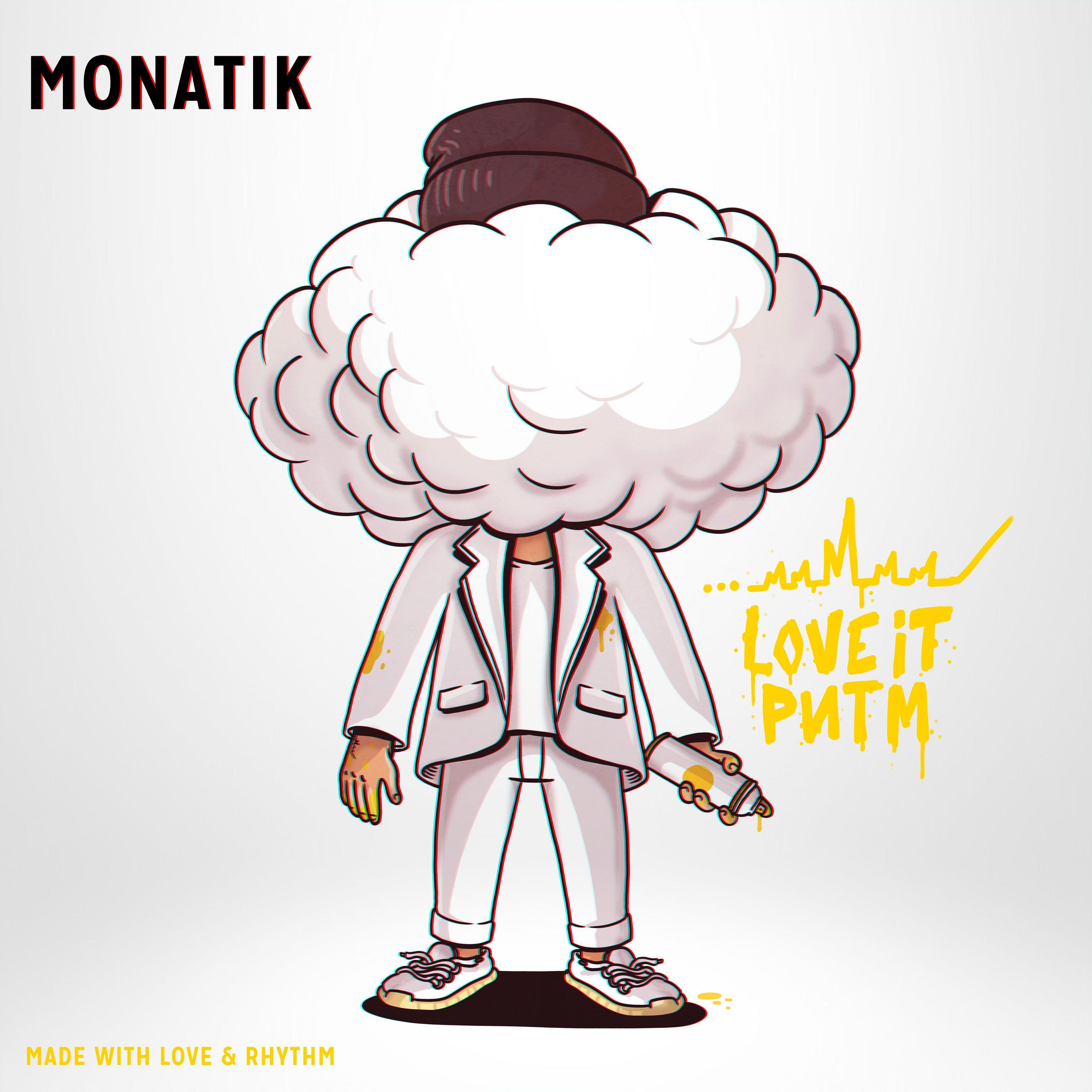 Monatik Love Itритм— Монатик выпустил новый альбом— слушать онлайн