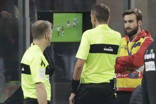 Із наступного сезону в українському футболі хочуть ввести відеоповтори
