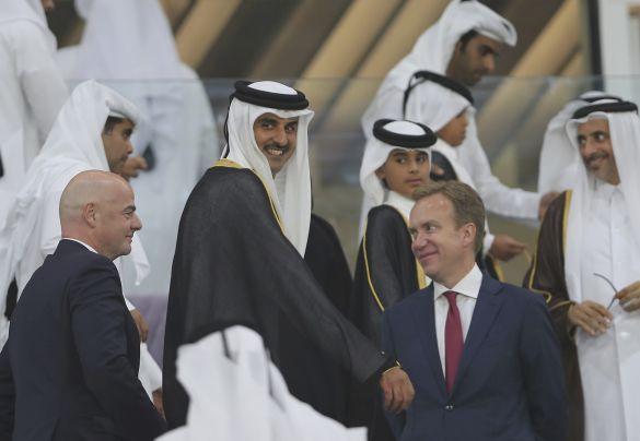 Катар відкриття стадіону