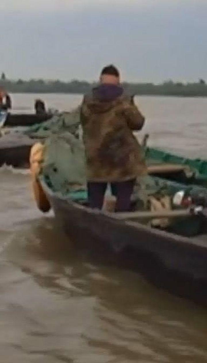В Одесской области вилковские рыбаки требуют увеличить квоты по вылову сельди