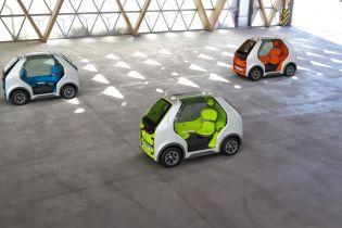 Renault представил миниатюрный беспилотник на базе Twizy