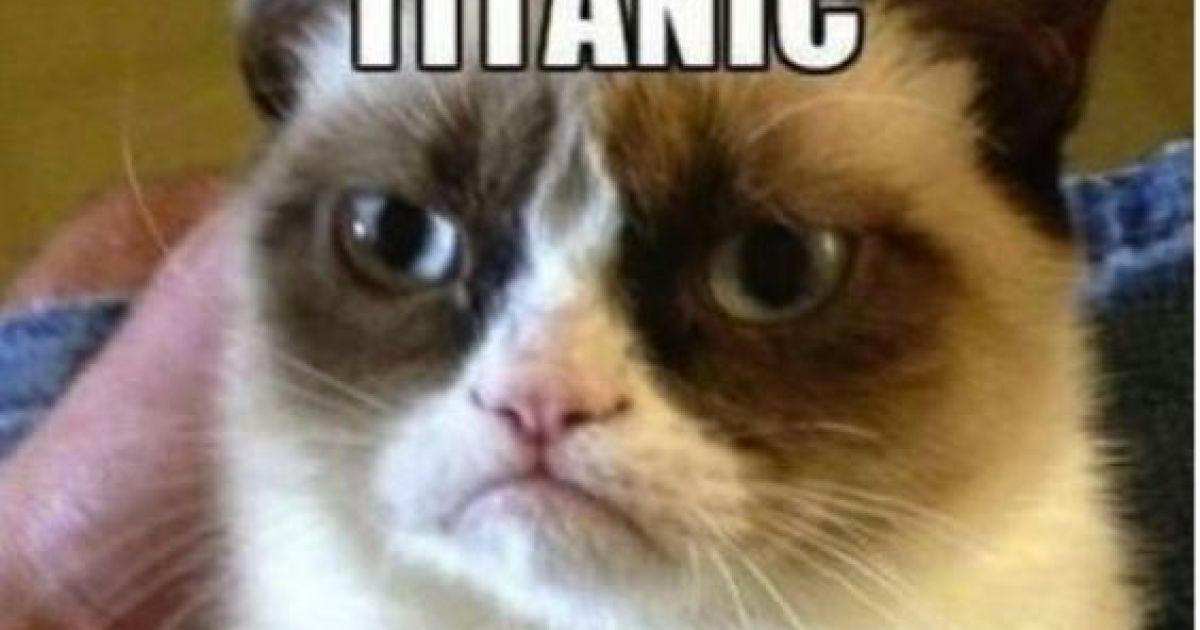 """""""Я люблю """"Титанік"""". Мій улюблений герой - айсберг"""""""