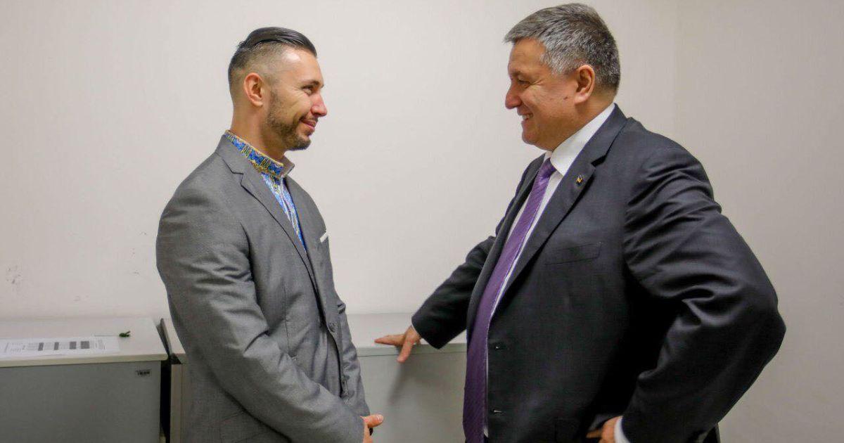 Аваков та очільник Нацгвардії приїхали до Італії підтримати на суді гвардійця Марківа