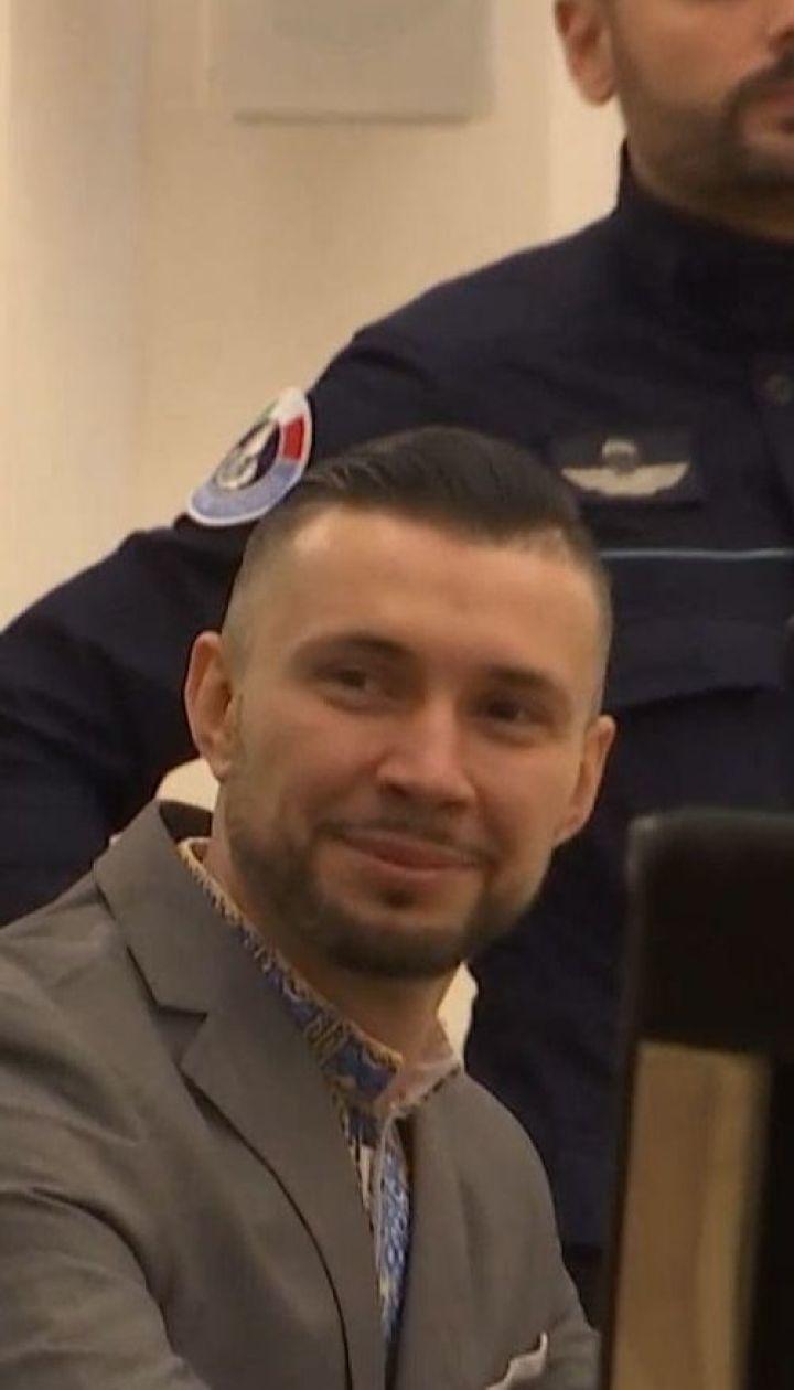 Аваков приехал поддержать украинского нацгвардийця Маркива в итальянском суде