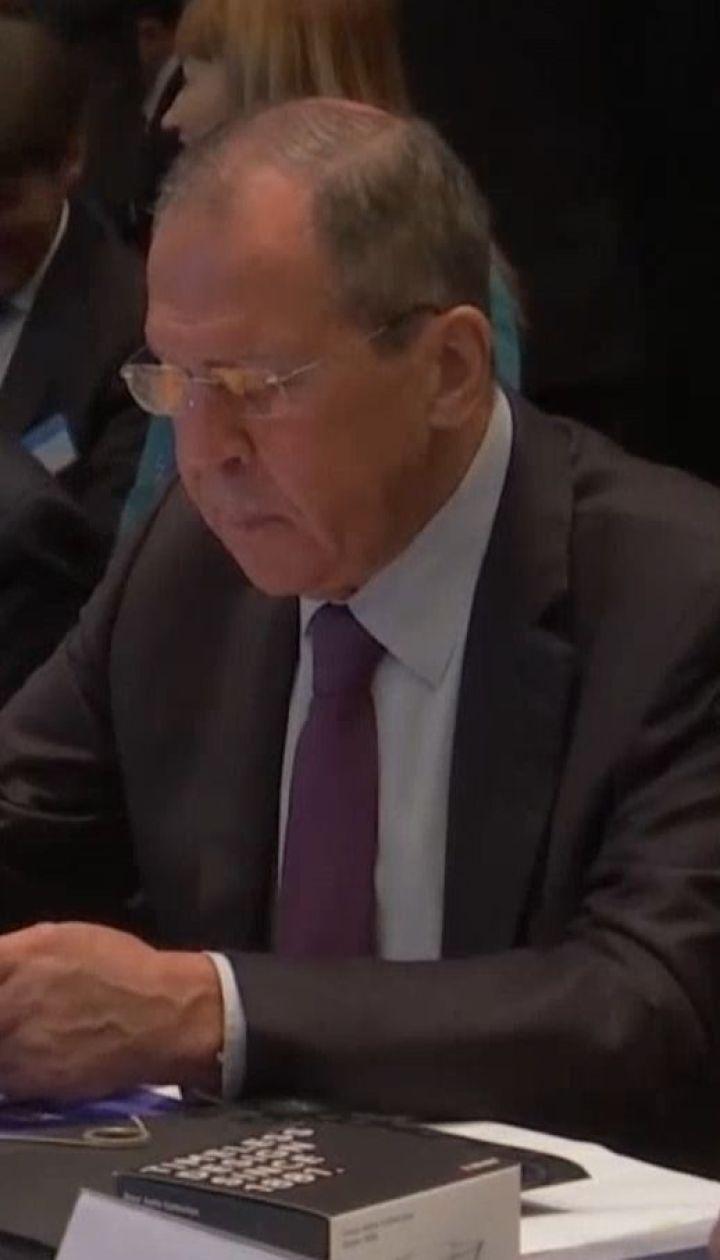 Голови МЗС Ради Європи схвалили рішення на шляху до зняття санкцій із Москви