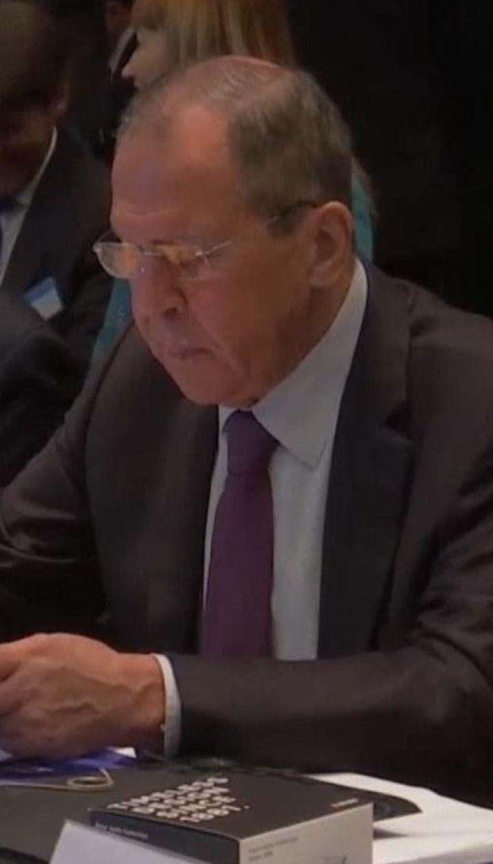 Главы МИД Совета Европы приняли решение на пути к снятию санкций с Москвы