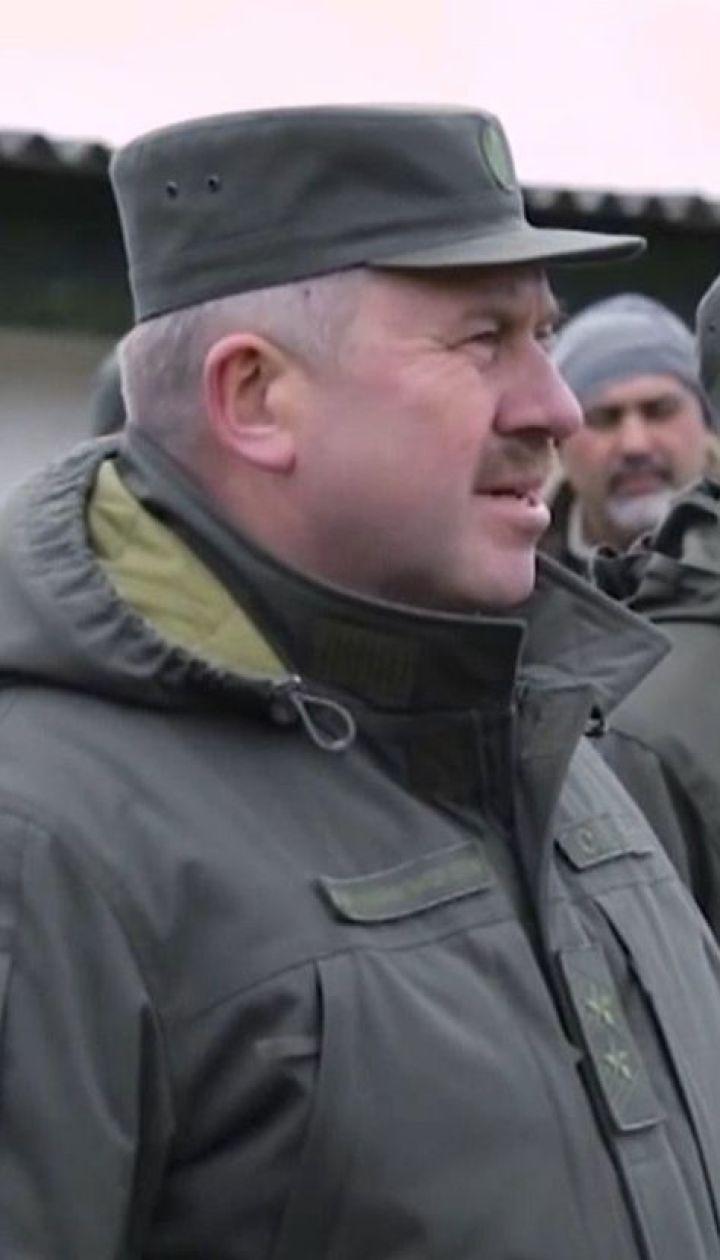 Колишнього командувача Національної гвардії України Аллерова суд арештував на 2 місяці